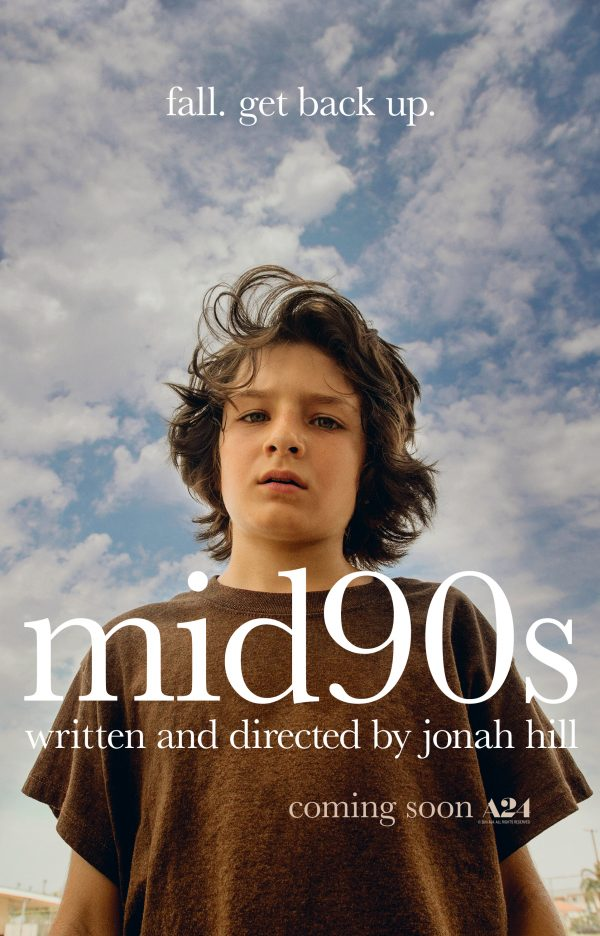 Actor, Hollywood streetwear ambassador, and now film director? Jonah Hill releases Mid 90s.