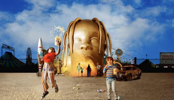 Houston Makes Travis Scott's 'Astroworld Day' Official Holiday.