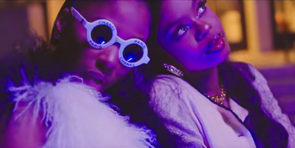 Dreezy & Kash Doll Share Lavish Visual for Chanel Slides