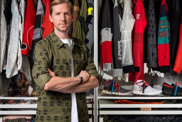 Timberland names Christopher Raeburn as Global Creative Director