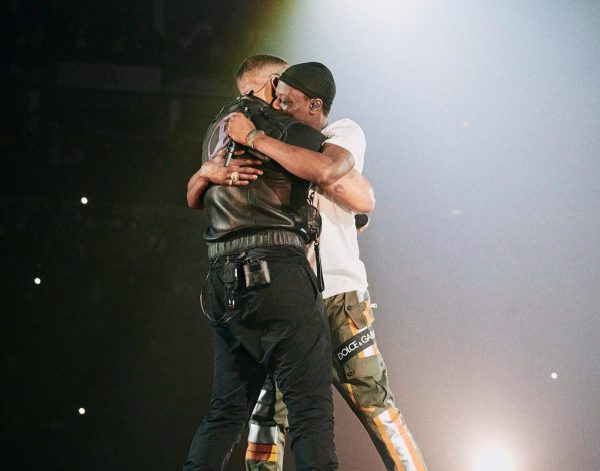 Drake Gives J Hus A Hero's Return.