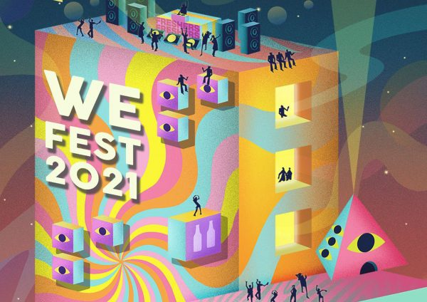 WeFest 2021 promises to make up for lost time, bringing the best new UK talent for a one day festival during fresher's week