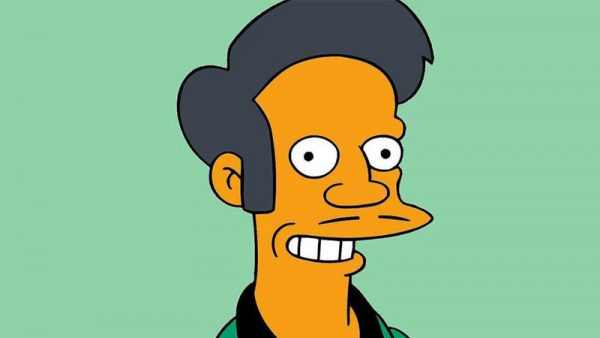 The Simpsons to Axe Apu?