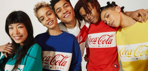 TOMMY JEANS & COCA-COLA  CAPSULE