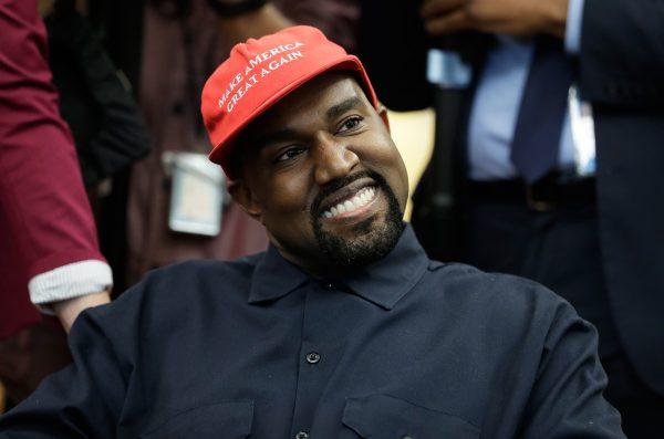 Kanye Cuts Political Ties.