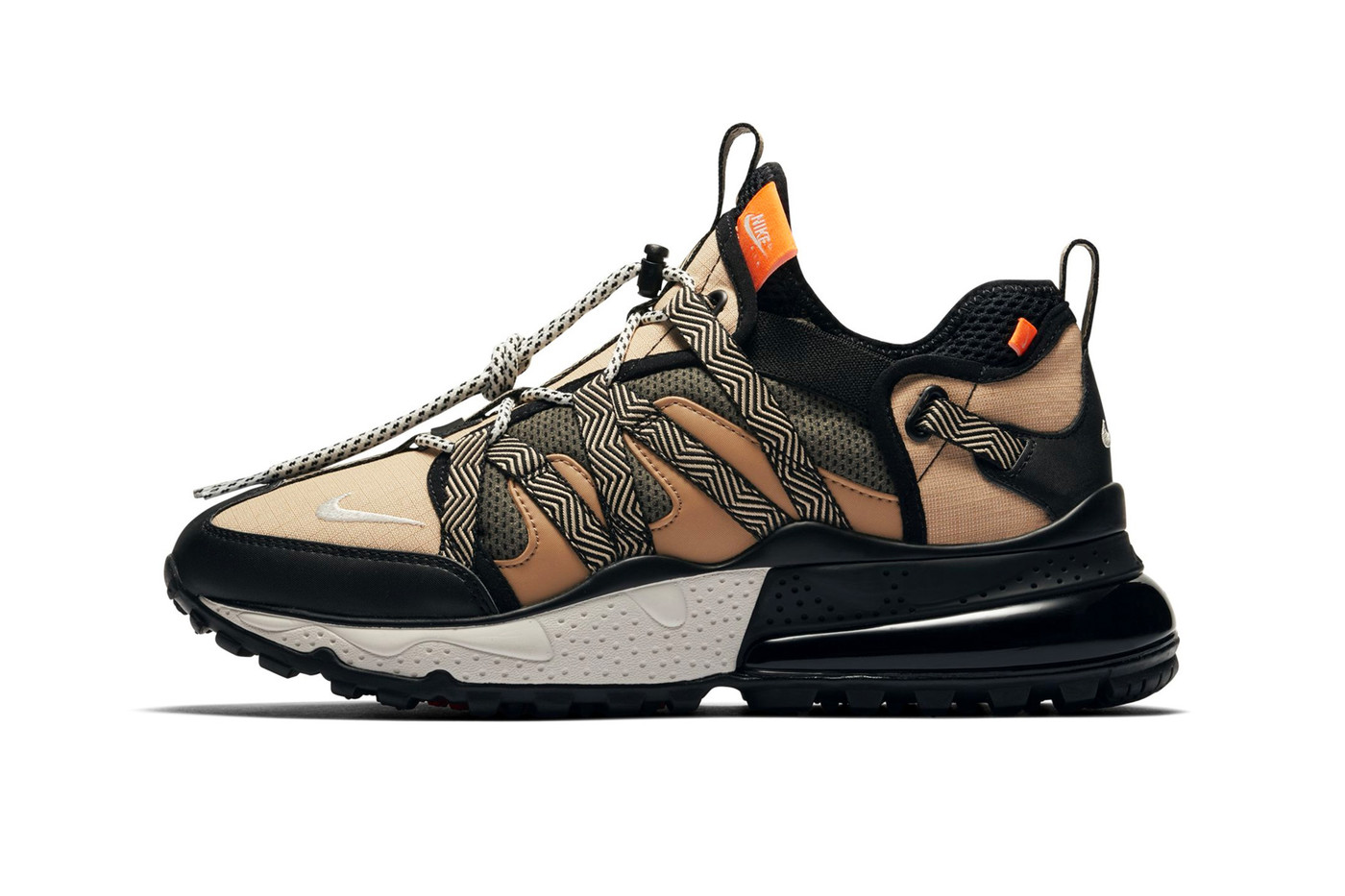3d16f0a93e12 Nike s Air Max 270 Bowfin Flexes in