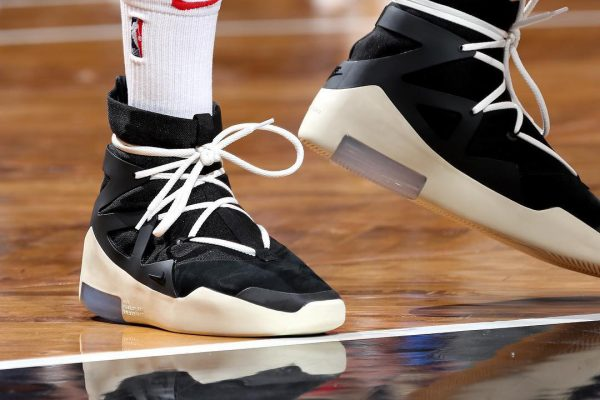 P.J. Tucker Debuts Fear of God's Nike Collaboration